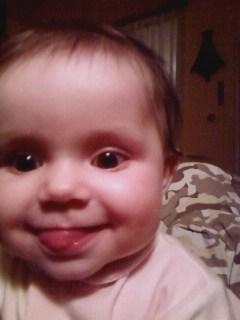 Gdy widzę Jej uśmiech wiem po co żyję :* - 15kB