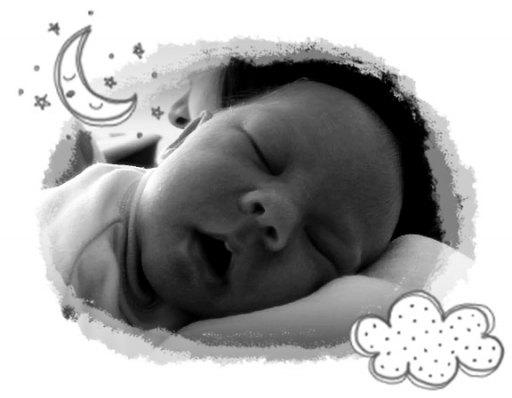 Nasza śpiąca królewna.