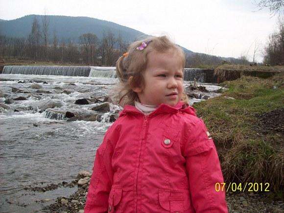 Rzeka Łososinka, w której najlepiej na świecie wrzuca się kamyki.