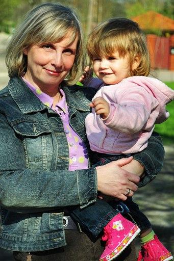 Babcia z Polcią