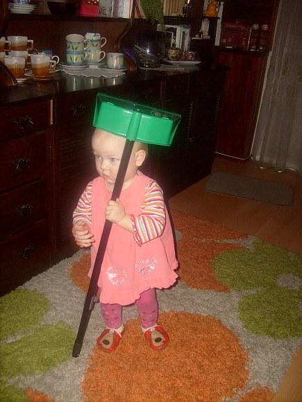 A nawet parasol można zrobić.