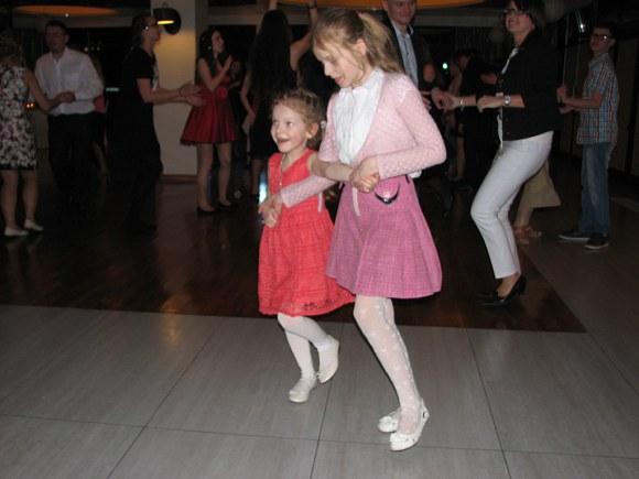 Ponownie tańczę z Anią