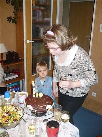 10 urodziny Zuzi:)