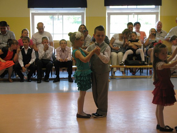 Turniej tańca 19.05.2013