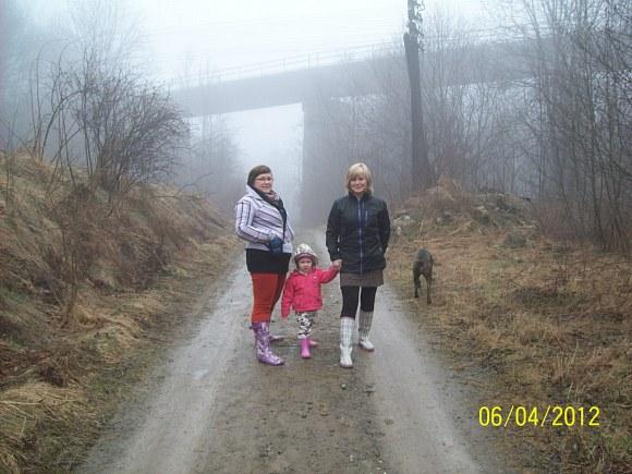 Mama, Edźka i ciocia Agatka - 73kB