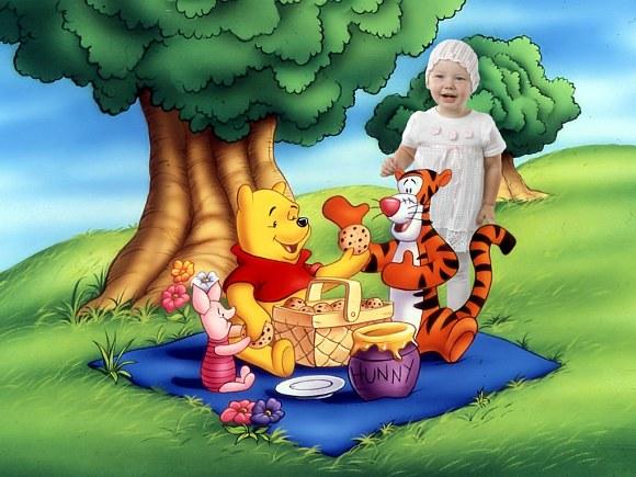 Piknik z przyjaciółmi