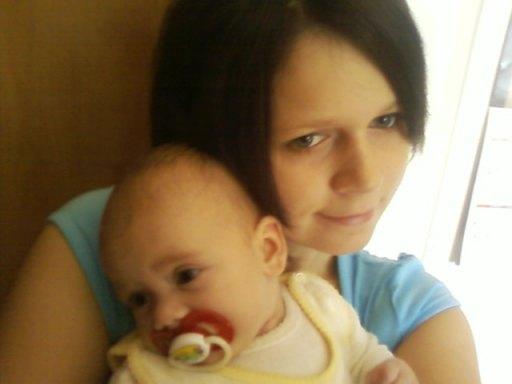 Mama i Córa....