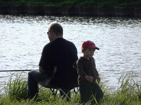 Taty marzenie: żeby syn miał podobne zainteresowania... A niech ma ;).